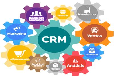 CRM incluido en el ERP, visión 360º