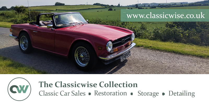 The Classicwise Collection banner