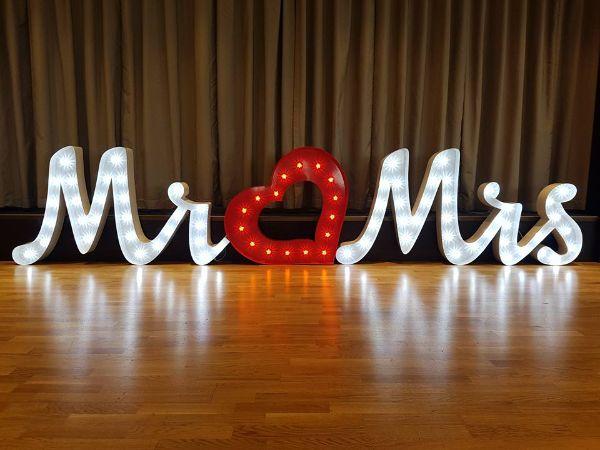 Mr Heart Mrs