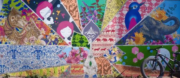Image of Indian Graffiti Christine Marie Mason