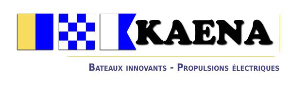 KAENA - bateaux innovants et propulsions électriques