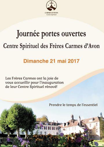 Journée portes ouvertes du 21 mai