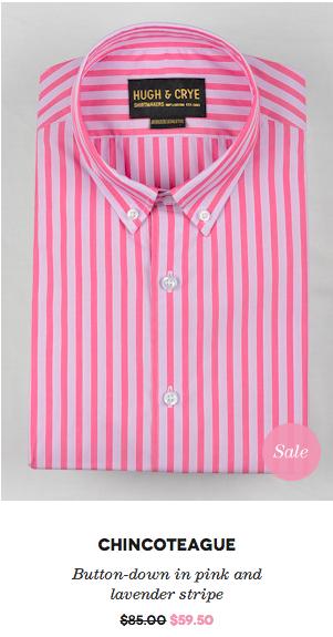 Chincoteague Shirt