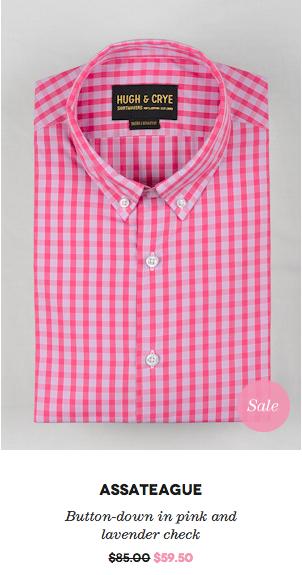 Assateague Shirt