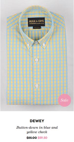 Dewey Shirt