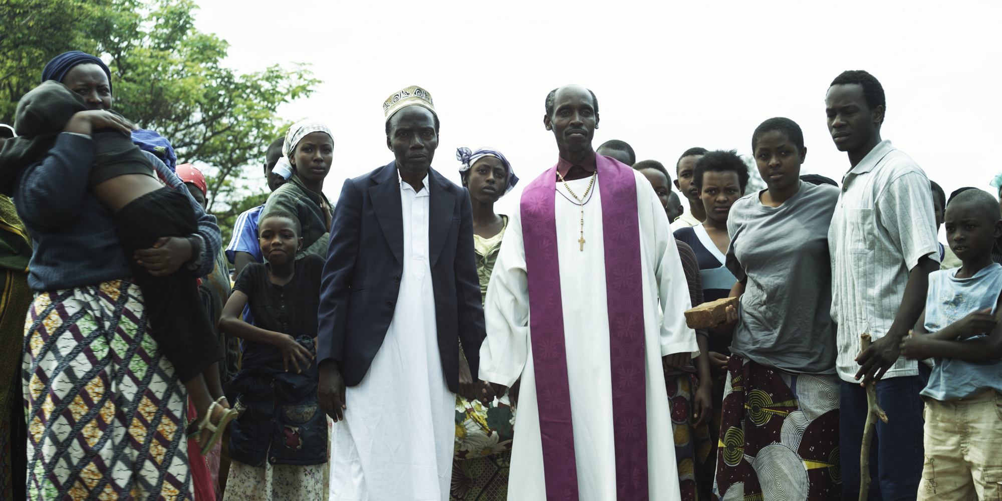 Priest and Imam in Rwanda