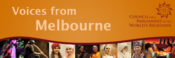 Voices from Melbourne