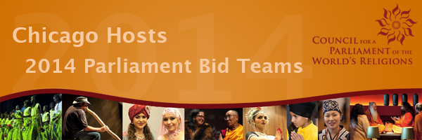 Chicago Hosts 2014 Parliament Bid Teams