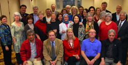 Photo of Partnership Conference Participants