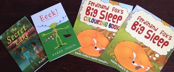 Karen Inglis Children's Books