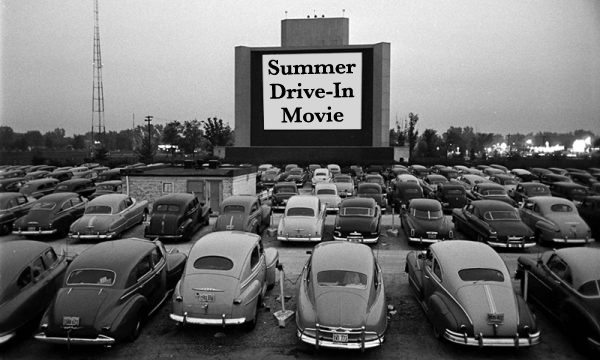 Summer Drive-In Movie