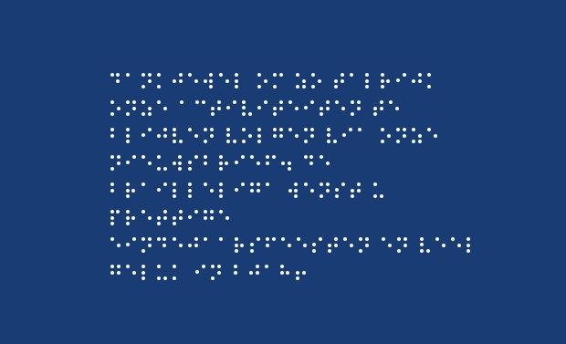 Bericht van de Brailleliga