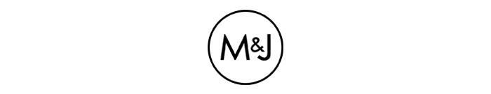 M&J Logo