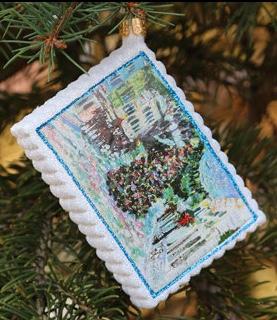 Original Murdick's Fudge Holiday Ornament