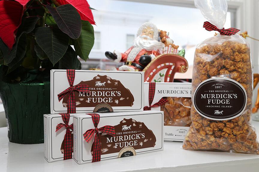 Original Murdick's Fudge Holiday Gift Selections