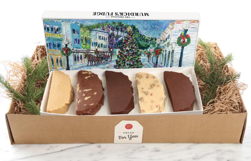 Original Murdick's Fudge Holiday Gifts