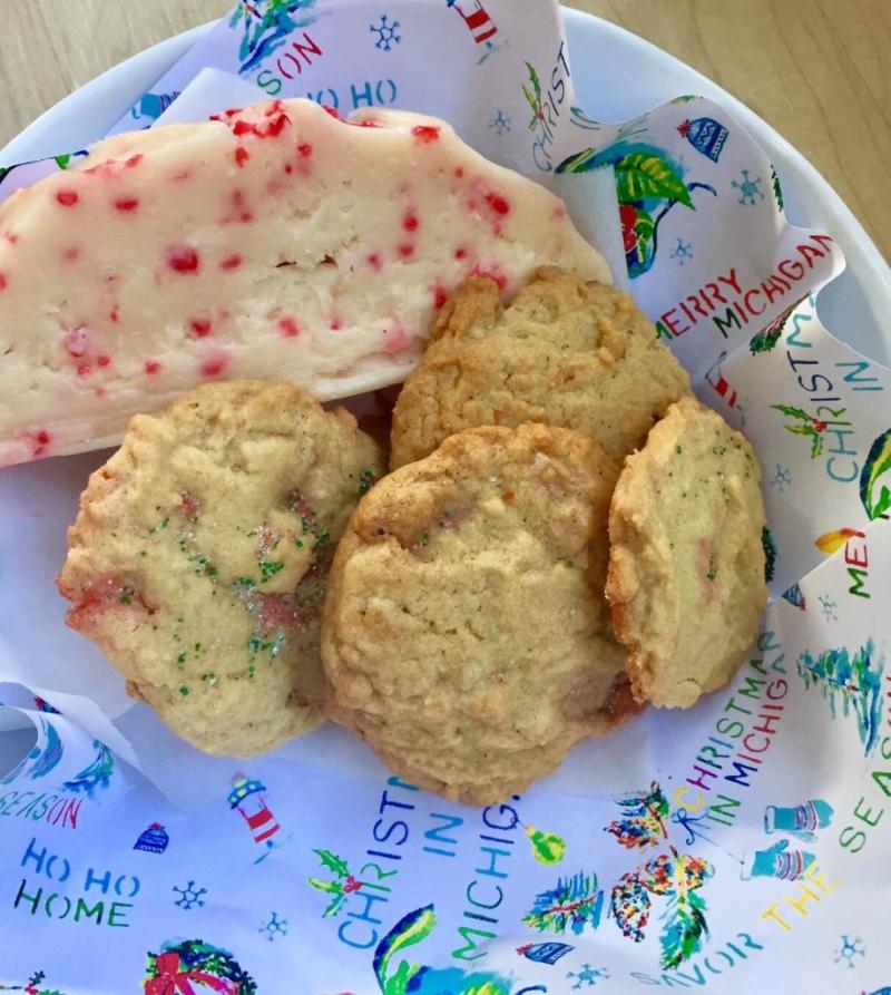 Original Murdick's Fudge Christmas Cookie Recipe