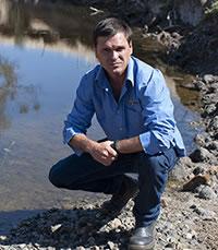 Healthy rivers need healthy farming soils