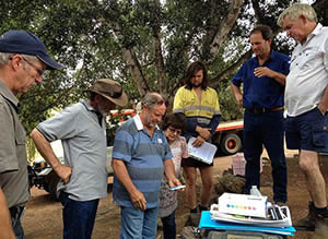 Toodyay Soils workshop