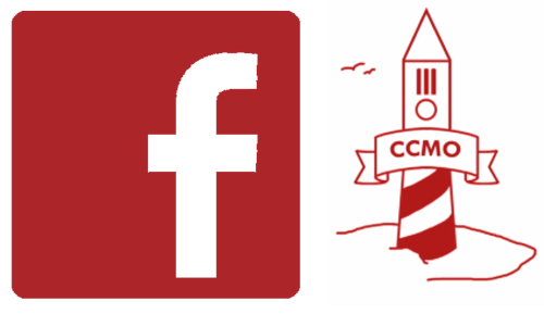 Facebook & CCMO logos