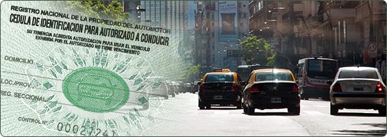 Banner Registracion de las Autorizaciones para Conducir