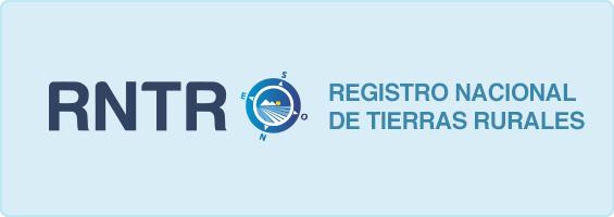 Banner Registro Nacional de Tierras Rurales