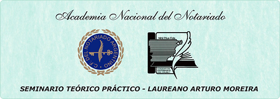 Banner Seminario Teorico-Practico Laureano Arturo Moreira