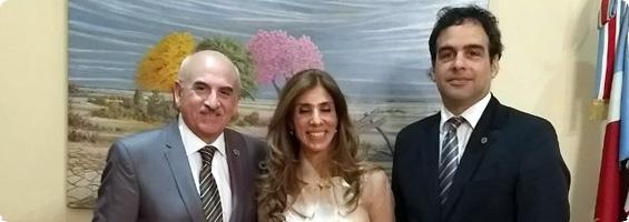 Reuniones con autoridades de la provincia de Santiago del Estero