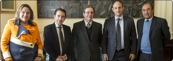 Visita al Tribunal Superior de Justicia de Córdoba