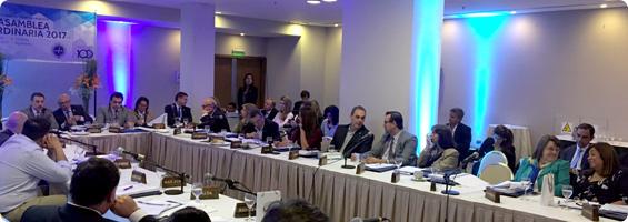 I Asamblea Ordinaria Anual CFNA y Reunión de Junta Ejecutiva