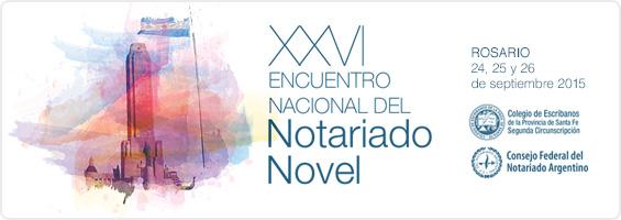 Encuentro Regional del Notariado Novel