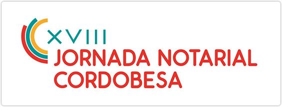XVIII Jornada Notarial Cordobesa