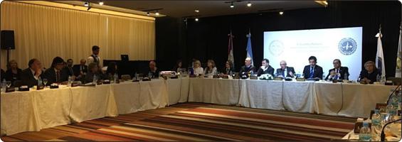 II Asamblea Cuatrimestral del Consejo Federal