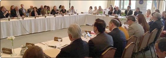 III Asamblea Cuatrimestral CFNA