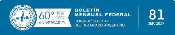 Boletín Mensual Federal - Num. 81 - Septiembre 2017