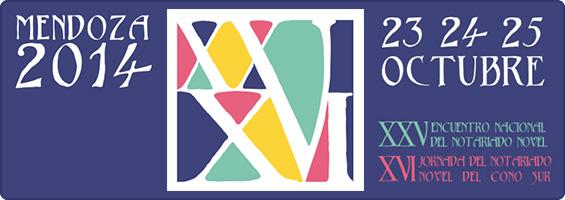 Banner XXV Encuentro Nacional del Notariado Novel