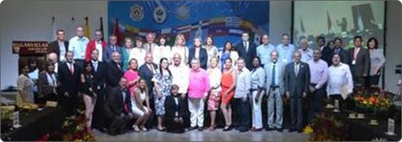 Reuniones de la UINL en Santa Cruz de la Sierra Bolivia