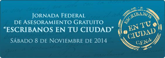 Banner Jornada Federal de Asesoramiento Gratuito