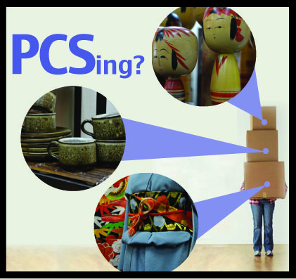 PCSing Soon? Don't forget about East Meets West