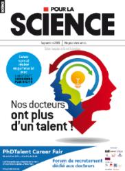 Pour la Science septembre 2015