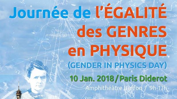 Gender in Physics Day
