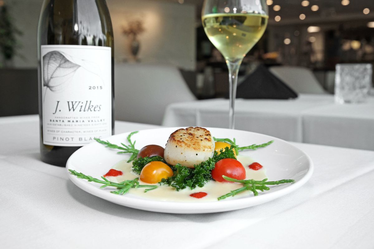 J. Wilkes Wine Pairing Dinner