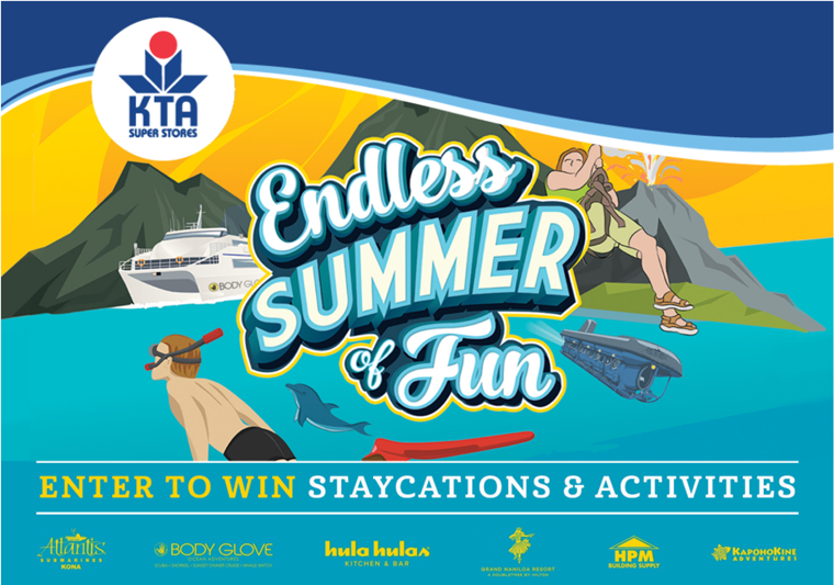 KTA Endless Summer of Fun