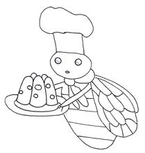 Cook bee