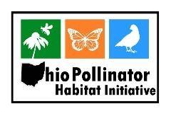 Ohio Pollinator Habitat Initiative logo.