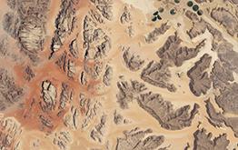 wadi desert