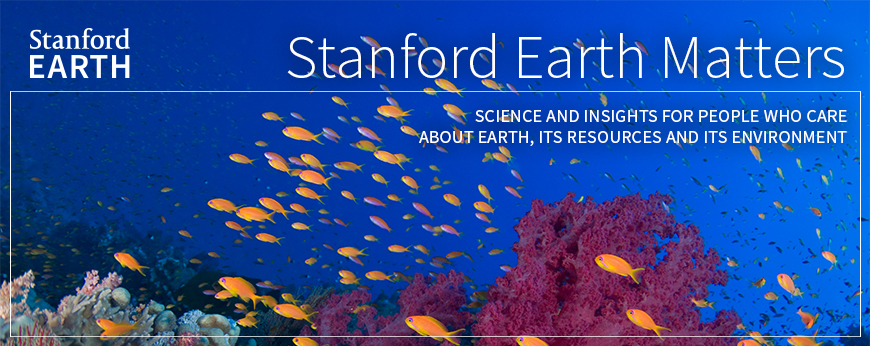 Stanford Earth Matters