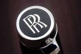 Rolls Royce sterling silver fountain pen
