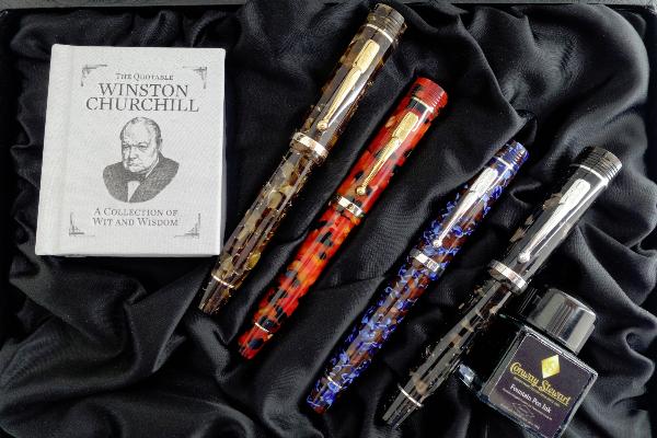 Conway Stewart Churchill Anniversary edition