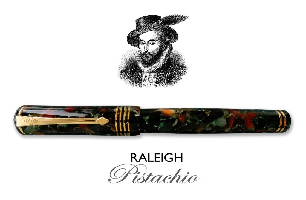 Conway Stewart Raleigh Pistachio